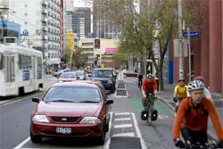 Melbourne Bike Lanes