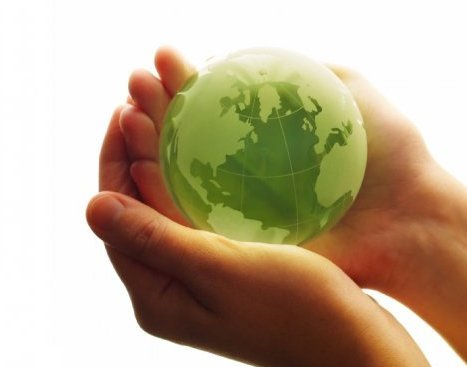 Earth in our hands