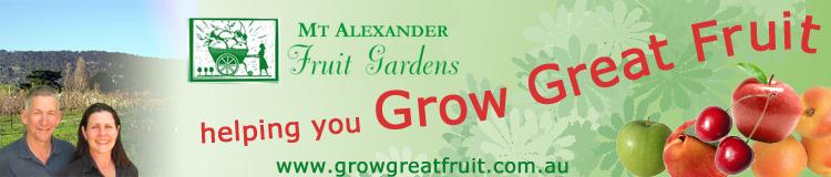 Mt ALexander Fruit Gardens logo