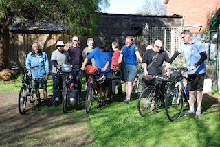 e-bike enthusiasts