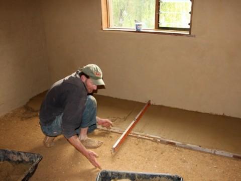 james mud floor