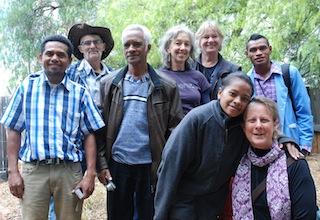 Timor Leste visit