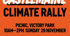 Castlemaine Climate Rally and Picnic 29 November 2015